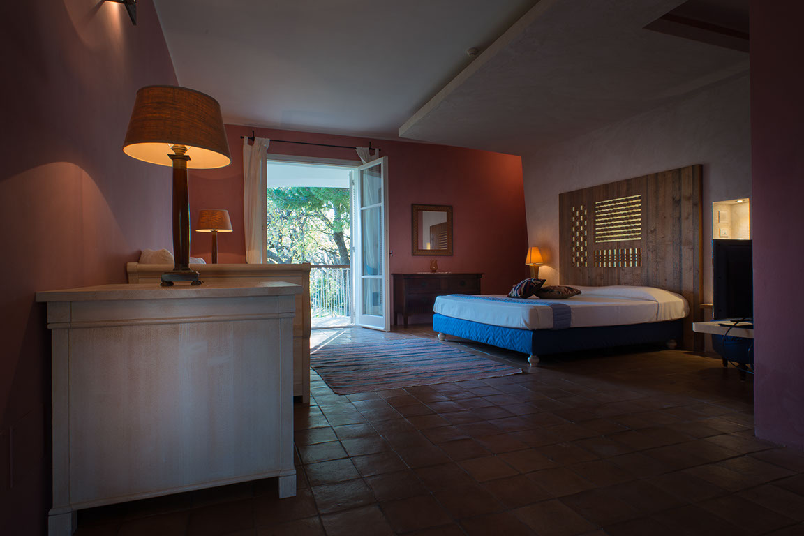 Garden View Grand Premium Room with Balcony